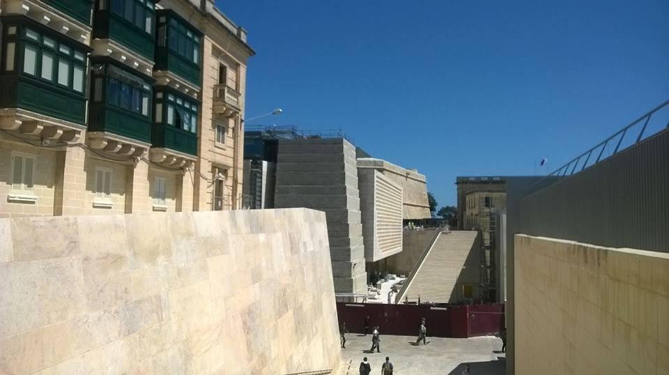 Lift Structure Valletta 1