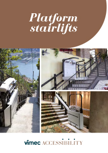 Vimec Platform Stair Lifts